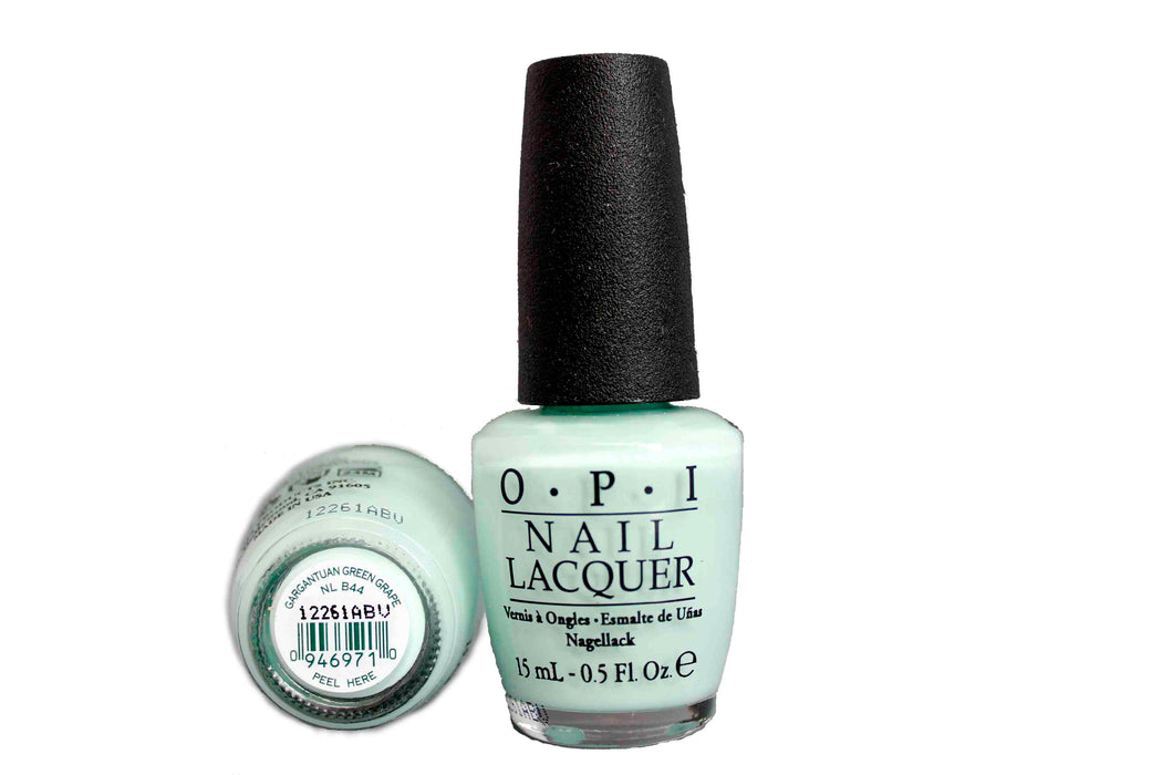 OPI Nail Polish NL B44 Gargantuan Green Grape