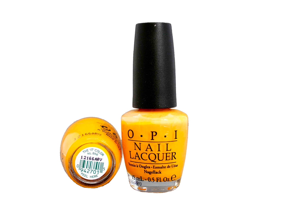 OPI Nail Polish NL B66 The 'It' Color