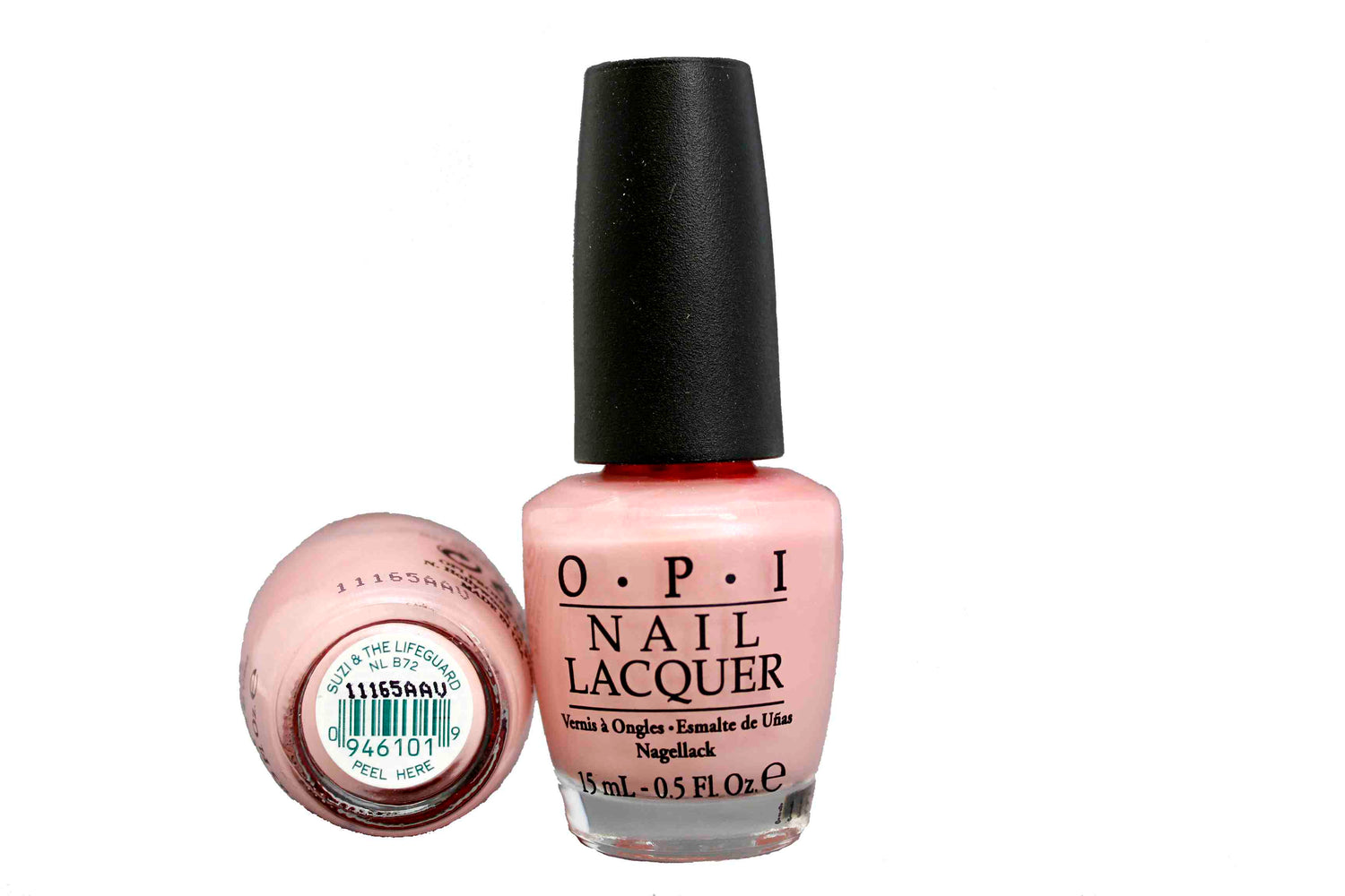OPI Nail Polish NL B72 Suzi & the Ligefuard