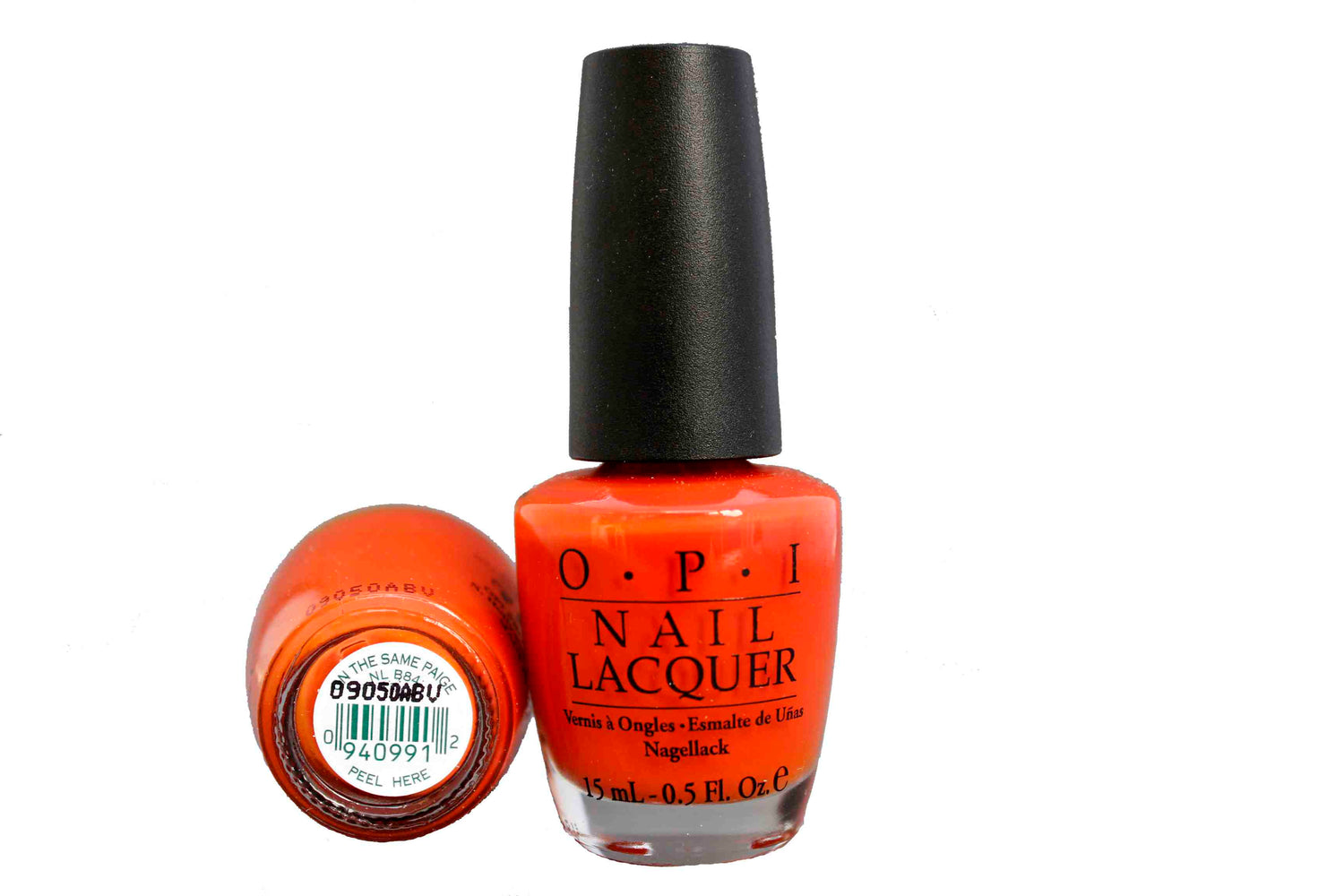 OPI Nail Polish NL B84 On the Same Paige