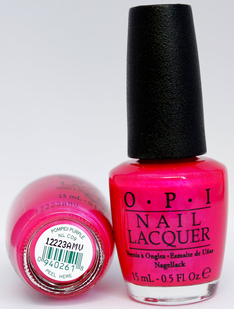 OPI Nail Polish NL C09 Pompeii Purple