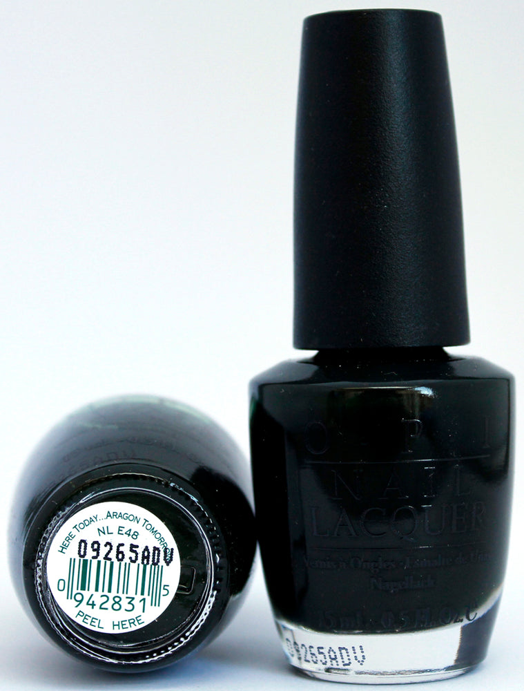 OPI Nail Polish NL E48 Here Today...Aragon Tomorrow