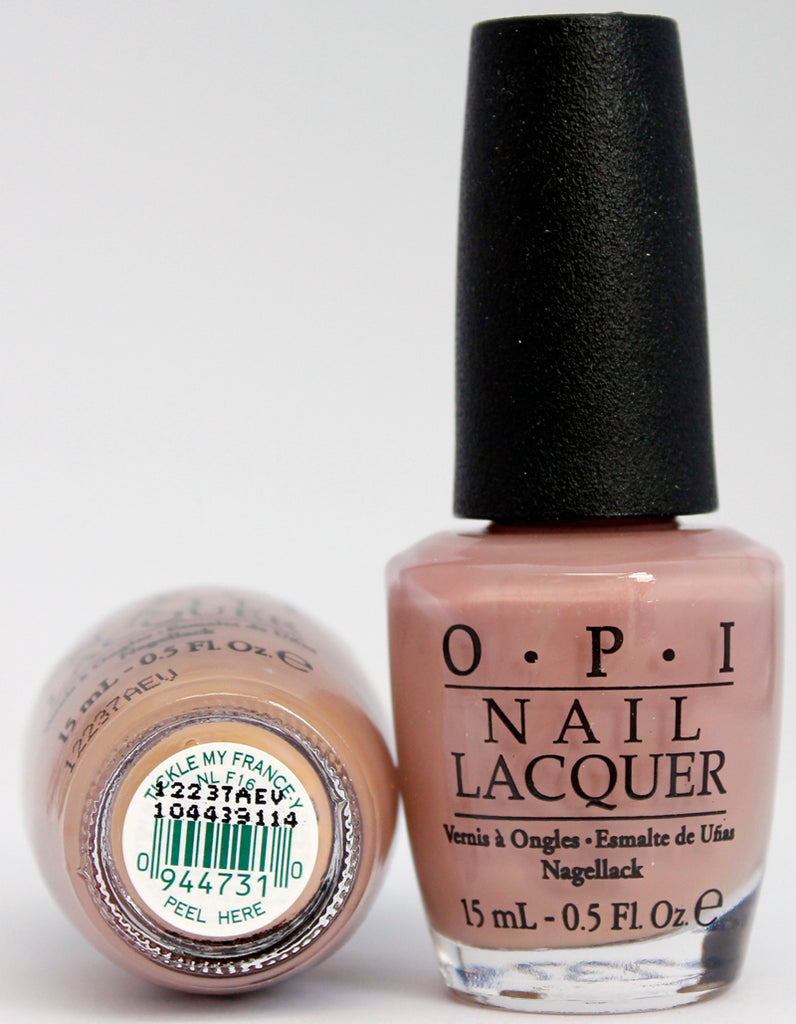 OPI Nail Polish NL F16 Tickle My France-y – Hebiss