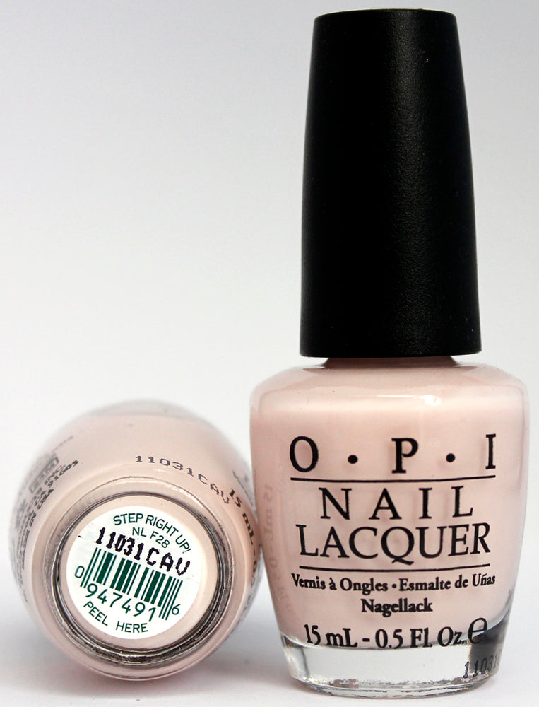 OPI Nail Polish  NL F28 Step Right Up