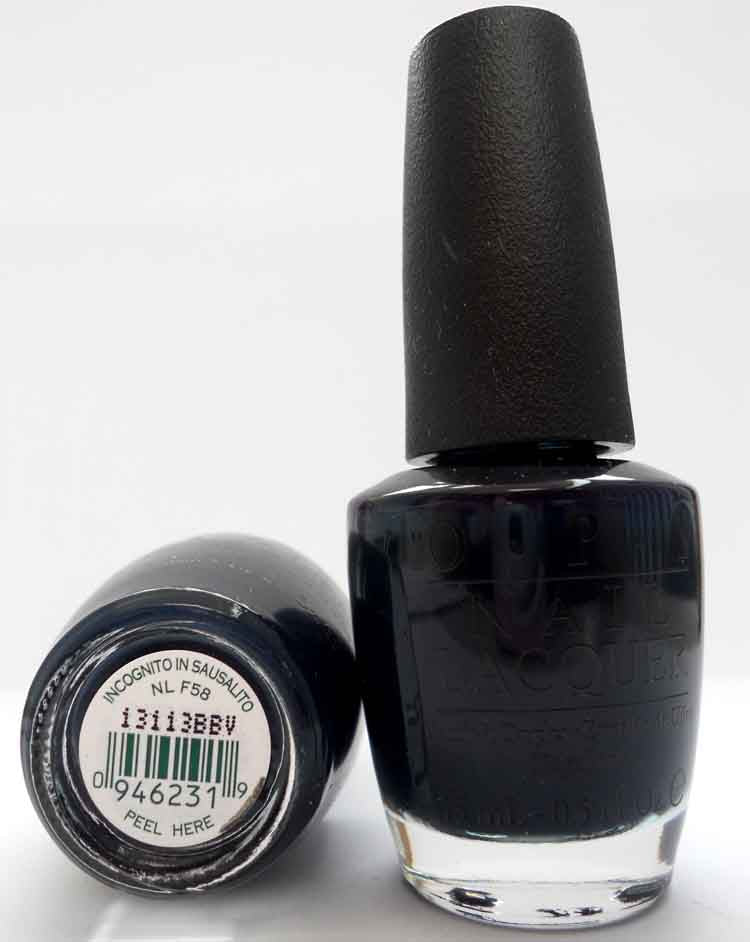 OPI Nail Polish NL F58 Incognito at Sausalito