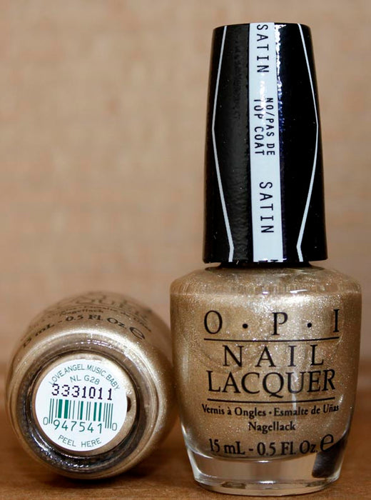 OPI Nail Polish NL G28 Love.Angel. Music.Baby.