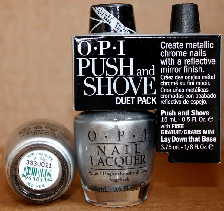 OPI Nail Polish NL G30 Push and Shove