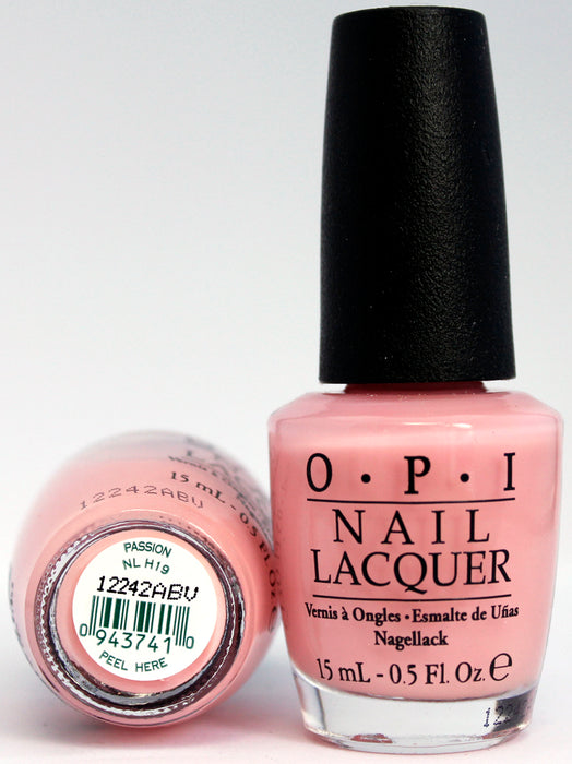 OPI Nail Polish NL H19 Passion