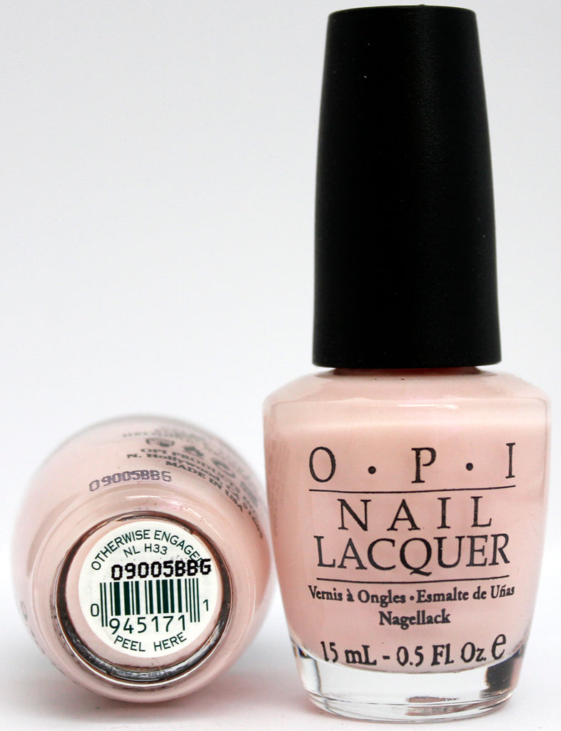 OPI Nail Polish NL H33 Otherwise Engaged