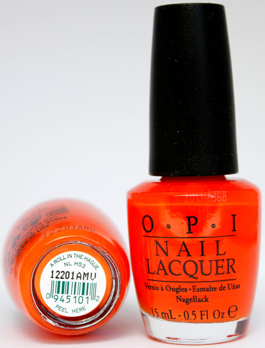 OPI Nail Polish  NL H53 A Roll in the Hague