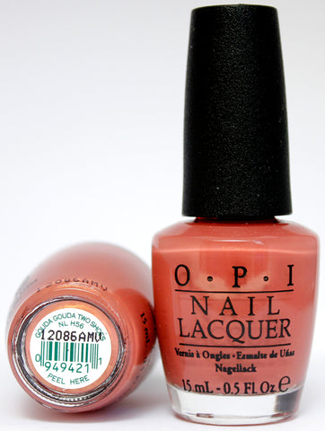 OPI Nail Polish NL H56 Gouda Gouda Two Shoes