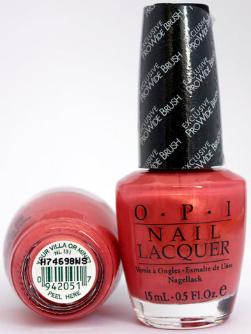 OPI Nail Polish NL I31 Your Villa or Mine?