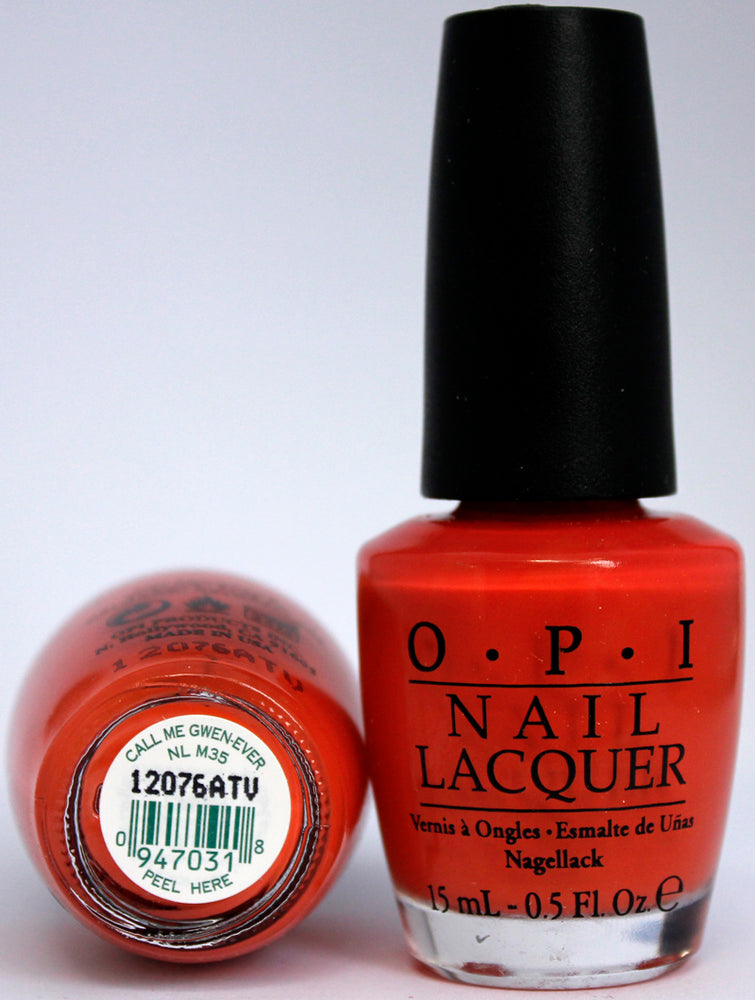 OPI Nail Polish NL M35 Call Me Gwen-ever