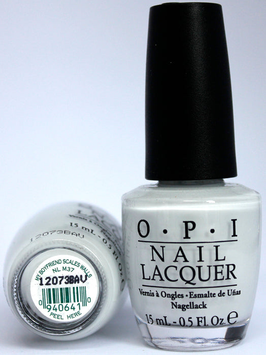 OPI Nail Polish NL M37 My Boyfriend Scales Walls