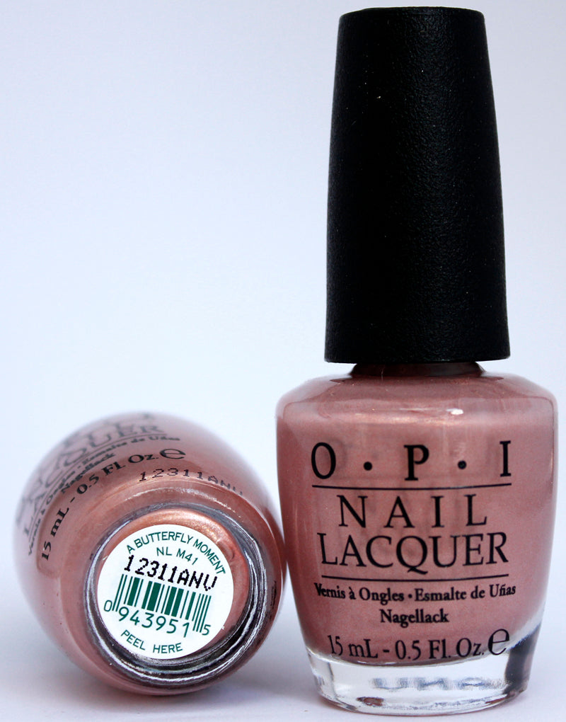 OPI Nail Polish NL M41 A Butterfly Moment – Hebiss