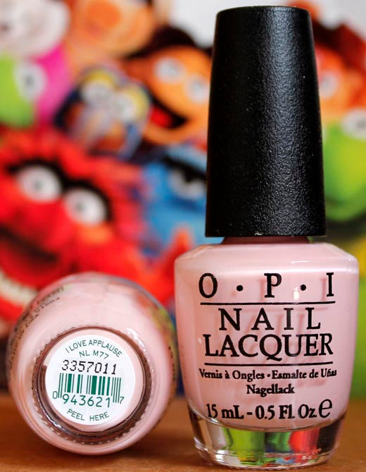 OPI Nail Polish NL M77 I Love Applause