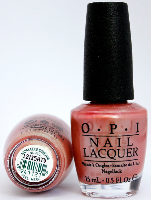 OPI Nail Polish NL P02 Nomad's Dream