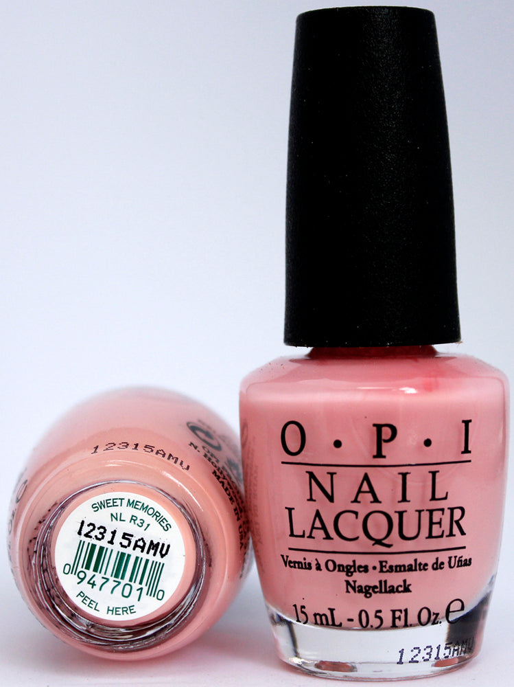 OPI Nail Polish NL R31 Sweet Memories