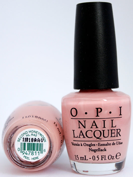 OPI Nail Polish NL R42 Second Honeymoon
