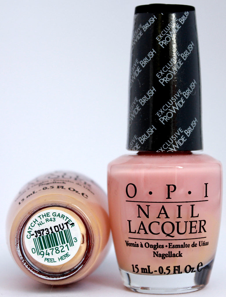 OPI Nail Polish NL R43 Catch the Garter