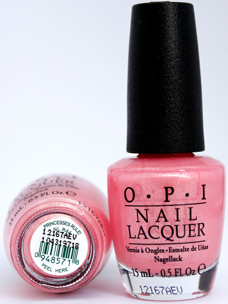 OPI Nail Polish NL R44 Princesses Rule!