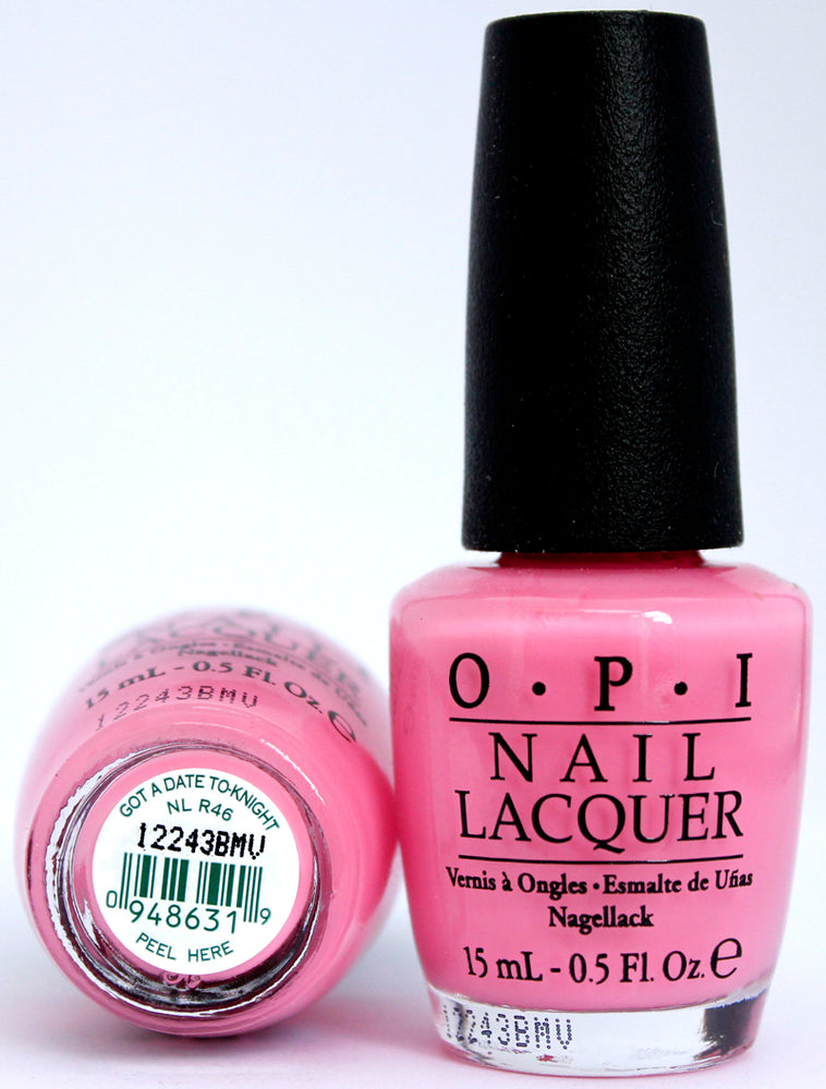 OPI Nail Polish NL R46 Got a Date To-knight