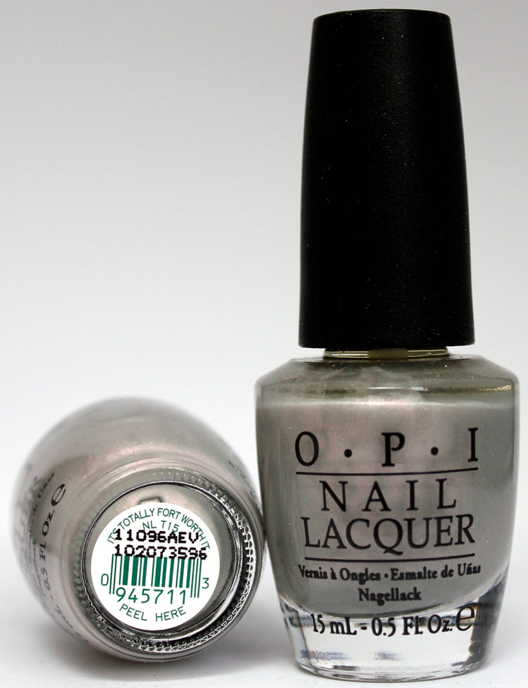 OPI Nail Polish NL T15 It's Totally Fort Worth It