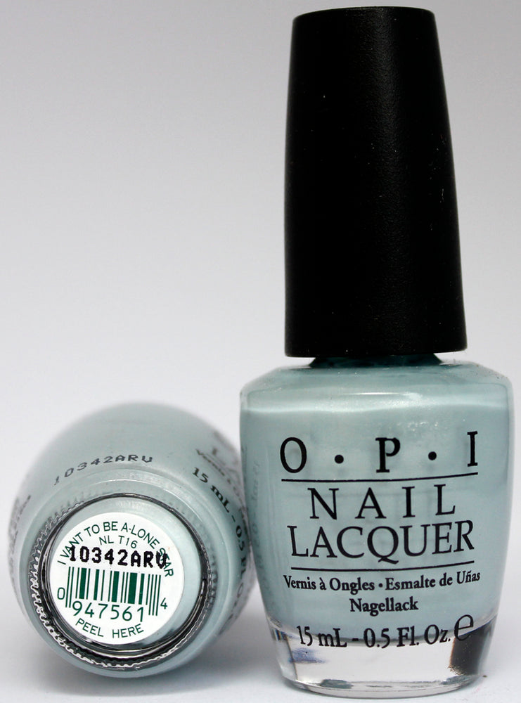 OPI Nail Polish NL T16 I Want to be A-Lone Star