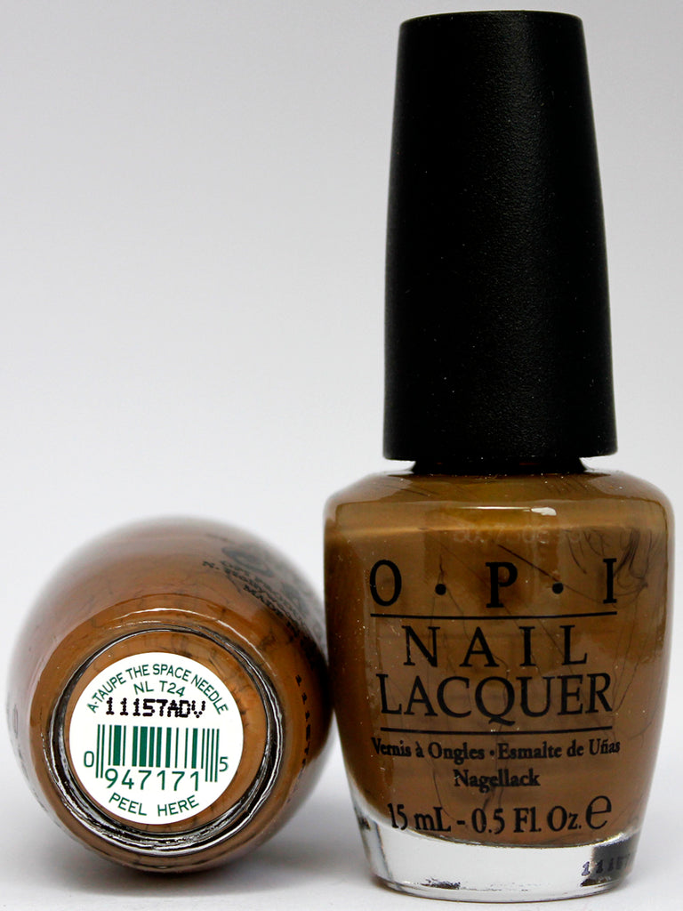 OPI Nail Polish NL T24 A-Taupe the Space Needle