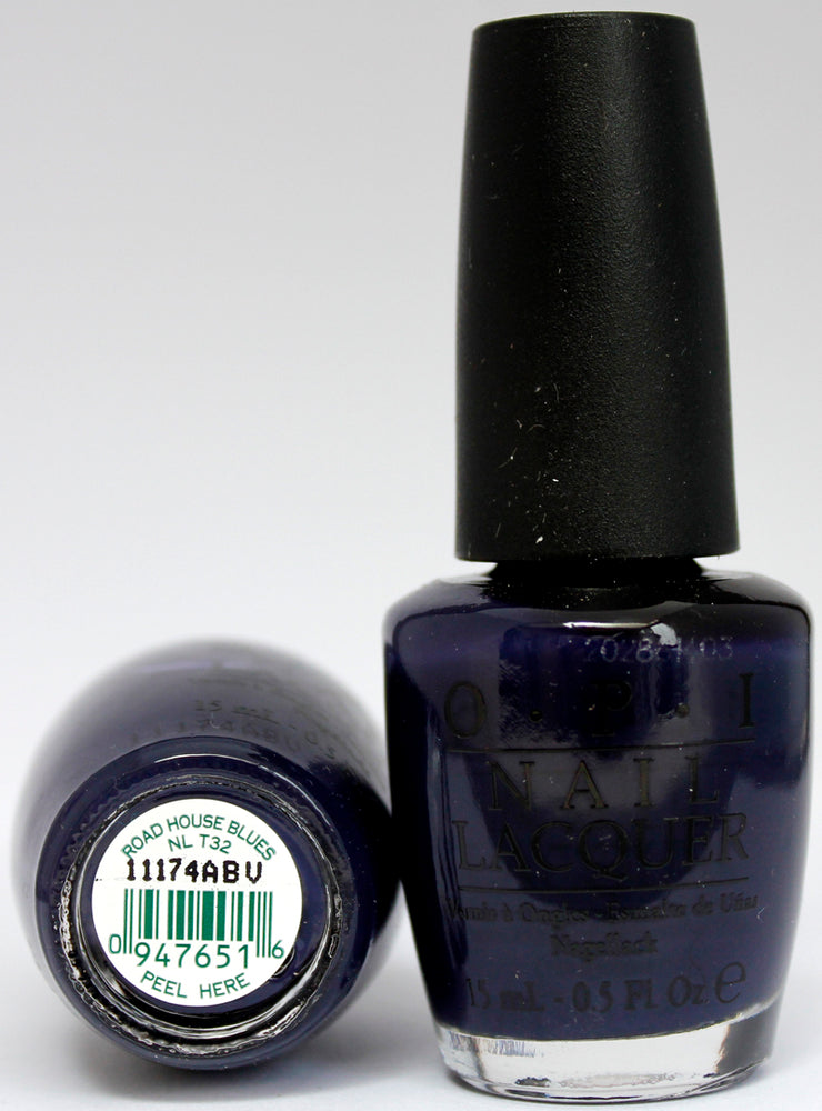 OPI Nail Polish NL T32 Road House Blues