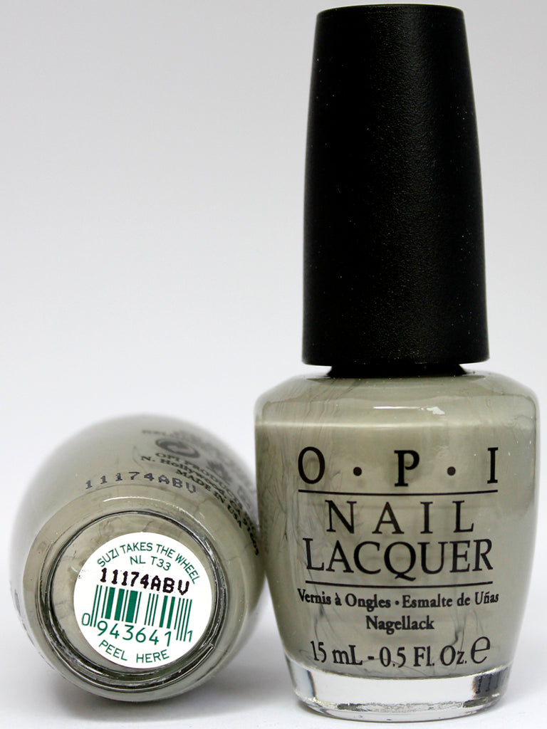 OPI Nail Polish NL T33 Suzi Takes the Wheel