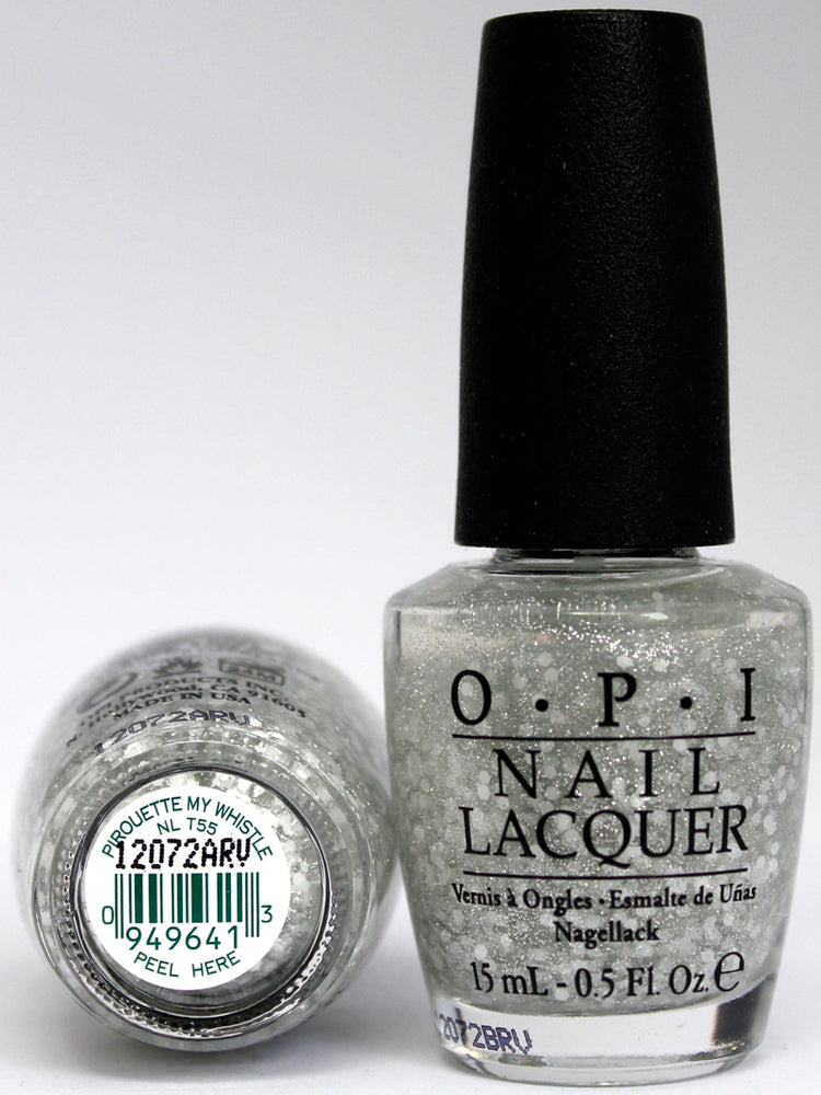 OPI Nail Polish NL T55 Pirouette My Whistle