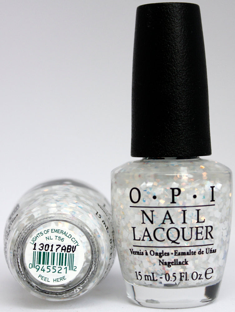OPI Nail Polish NL T56 Lights of Emerald City