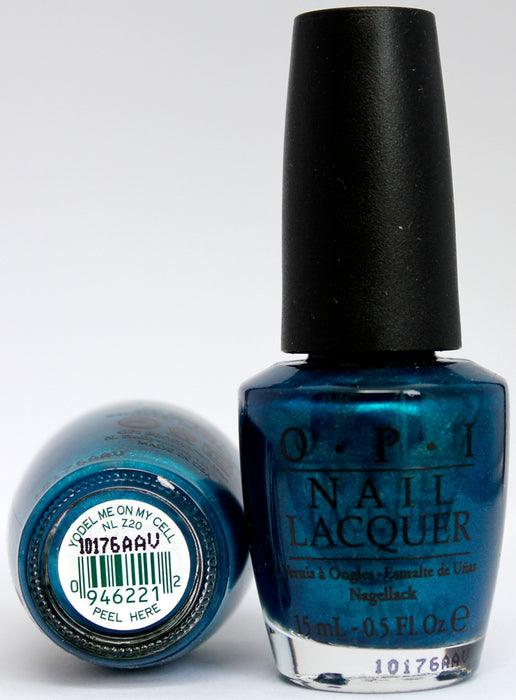OPI Nail Polish NL Z20 Yodel Me on My Cell