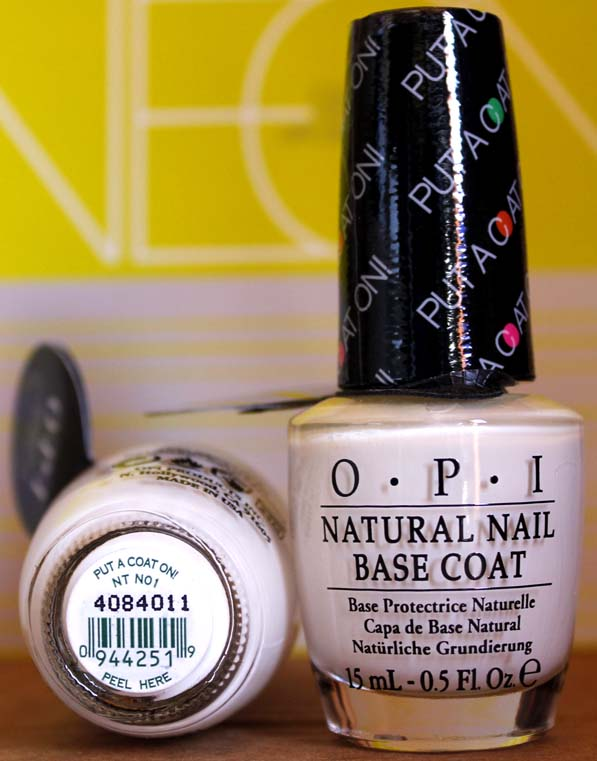 OPI Nail Polish NT N01 Put a Coat On!
