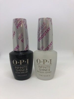 OPI Infinite Shine ProStay Primer & Gloss Duo Pack 1 fl. oz.