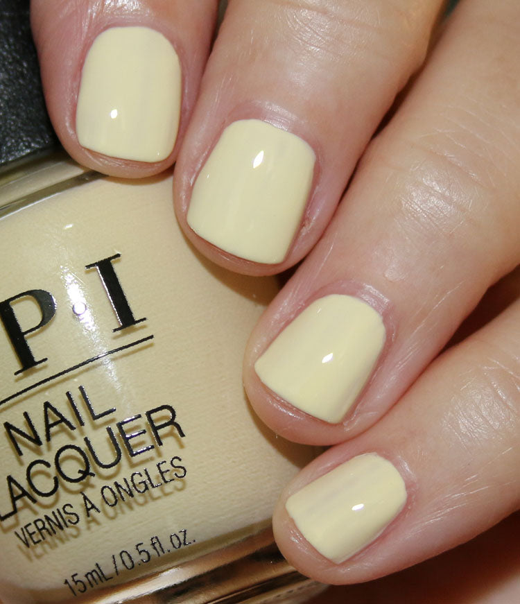 Opi Nail Lacquer Grease Collection 2018 Meet A Boy Cute As Can Be Nl