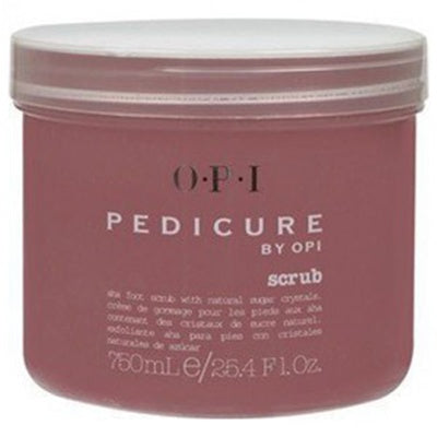 Opi open stock products scrub 25.4 oz 750 ml PC 117 np2