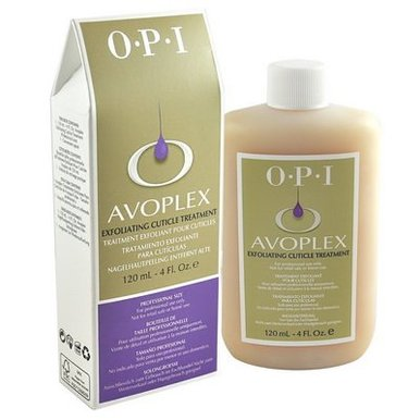 Opi avoplex exfoliating cuticle treatment 4 oz 120 ml AV 724  np2