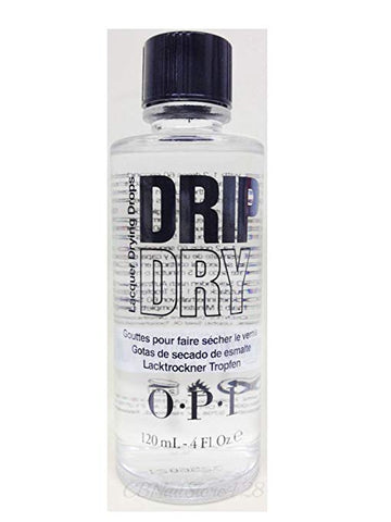 Drip Dry Lacquer Drying Drops 4oz/120ml 1 pc