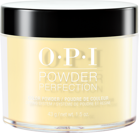30% OFF - OPI DIPPING COLOR POWDERS - #DPT73 ONE CHIC CHICK 1.5 OZ  p1