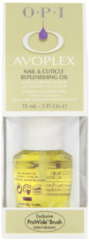 Opi avoplex nail & cuticle replenishing oil 1/2 oz 15 ml  AV 710  np2