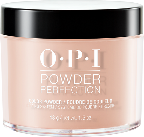 30% OFF - OPI DIPPING COLOR POWDERS - #DPW57 PALE TO THE CHIEF 1.5 OZ  p1