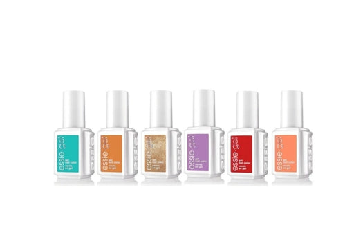 Essie Gel Color Bustling Bazaar Summer Collection