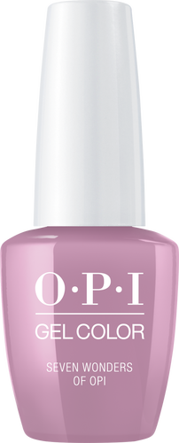 OPI GELCOLOR - #GCP32 SEVEN WONDERS OF OPI - PERU COLLECTION