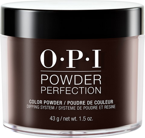 30% OFF - OPI DIPPING COLOR POWDERS - #DPW61 SHH? IT'S TOP SECRET 1.5 OZ  p1