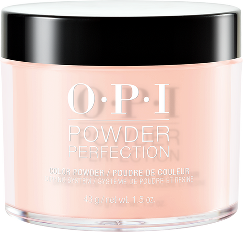30% OFF - OPI DIPPING COLOR POWDERS - #DPT74 STOP IT I'M BLUSHING 1.5 OZ  p1