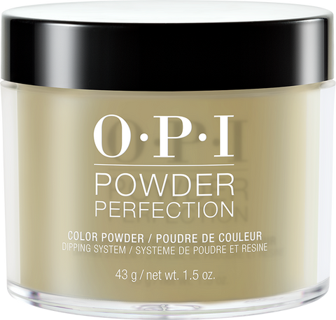 30% OFF - OPI DIPPING COLOR POWDERS - #DPI58 THIS ISN'T GREENLAND 1.5 OZ  p1