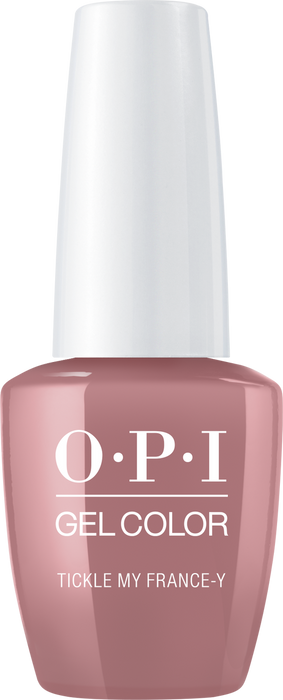 OPI GELCOLOR - #GCF16 TICKLE MY FRANCEY .5 OZ  p1