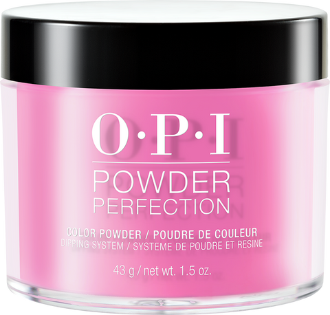 30% OFF - OPI DIPPING COLOR POWDERS - #DPF80 TWO-TIMING THE ZONES 1.5 OZ  p1